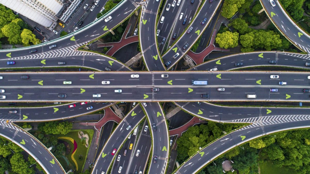 Complex Freeway System